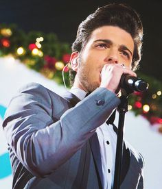 Gianluca Ginoble. Got this from Tumblr
