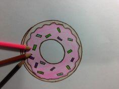 #DONAT   #DONUT  #donat #donut #unicorn #cizim