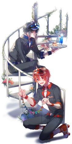 Được nhúng Violet Evergarden, Anime Siblings, Anime Guys, Cute Anime Boy, All Anime, Anime Art, Kawaii Anime, Uta No Prince Sama, Manga Love
