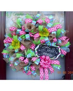 Image result for inspirational wreath