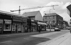 Mesnes Street, Wigan