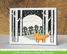 the Lawn Fawn blog: We Wish You a Very Fawny Holiday Week 2016 {day 2}