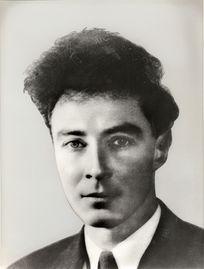 J. Robert Oppenheimer, ca. 1930