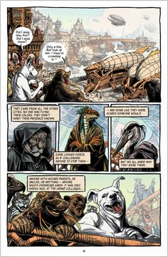 the autumnlands comic - Google Search