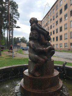 I'm at Kanta-Hämeen keskussairaala!