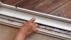 Clean Your Gross Window Tracks in One Step