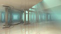 EL MUNDO DE VIDOM | Human Art #white,  #room -  fractal