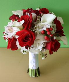 Red wedding bouquets ideas are famous and looks beautiful with any theme so here we have 15 red wedding bouquets ideas for your glittering wedding.