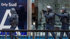 Schüsse auf Pariser Flughafen: Anschlagsversuch vereitelt - Angreifer erschossen...