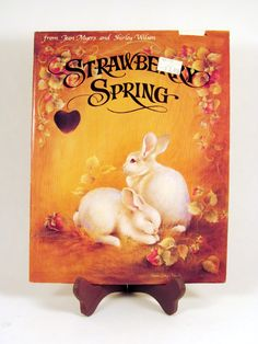 Strawberry Spring By Jean Myers and Shirley Wilson Tole Painting Book 0017TPB by PhotographyByRoger on Etsy