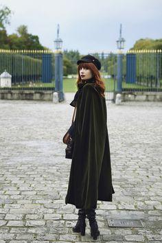 Le Château de Rambouillet   Miss Pandora - Louise Ebel Miss Pandora, Louise Ebel, Wicked, Dresses, Fashion, Vestidos, Moda, Fashion Styles, Dress