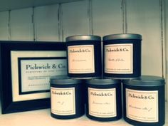 Pickwick Candles Pick Your Scent