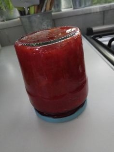 Μαρμελάδα φράουλα χωρίς ζάχαρη - Miss Healthy Living Pudding, Sweets, Desserts, Food, Tailgate Desserts, Deserts, Gummi Candy, Custard Pudding, Candy