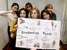 pristin, kpop pristin, pristin members, pristin graduation, kyulkyung, eunwoo, rena, nayoung, yuha, roa