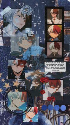 Shoto Todoroki - My Hero Academia #Anime #AnimeBoys #bokunoheroacademia