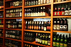 With five locations you are bound to be staying close to one if you are visiting da Burgh. Part of the beer wall at Bistro 922 Penn (great selection)...If you happen to be in the heart of downtown and looking for a place to grab a bite and/or a few cold ones...Stop by Sharp Edge Bistro on Penn Ave. One of our favorite spots dahntahn (if you not from around here that's how locals say downtown). Stop by to check this gem out and have a beer or three while your their.