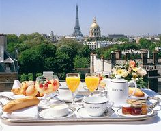 """Hotel Lutetia, Paris.  The Hideaways Take: Here is a hotel that celebrates contemporary life along with a host of memories—a place where the spirit of the Left Bank lives on.  Trip Notes: """"Unfortunately, we only enjoyed Hotel Lutetia's gorgeous views and top-notch service for one night—then itwas off to our next hotel.""""—Andrew Thiel, Hideaways Director of Partner Relations, excerpted from Traveler's Journal: Loving Paris."""