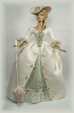 CRAWFORD MANOR Doll