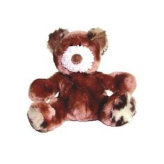 Kong Company Dr. Noys Teddy Bear Toy Extra Small, Brown