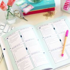 Wedding Planner, Guide, Journal & Notebook | Wedding planners and ...