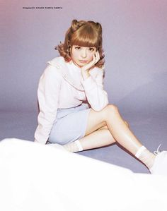-kyary:Kyary Pamyu Pamyu For SWITCH Vol.33 No.4 Southern All Stars[我が名はサザン]
