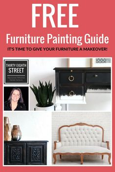 Learn How To Paint Furniture and Get TONS of Painting Tips and Painting Technique Ideas To Create Beautiful Furniture Makeovers! Diy Furniture Projects, Refurbished Furniture, Colorful Furniture, Cool Diy Projects, Paint Furniture, Repurposed Furniture, Unique Furniture, Furniture Makeover, Studio Furniture