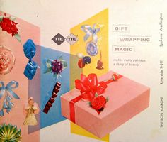 Gift Wrapping Magic