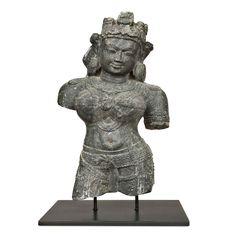 Ganga Devi, periodo Sena, Bengala, India