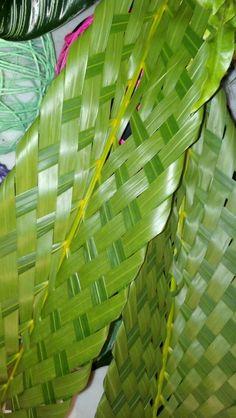 Braided leaves