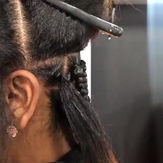 Enthusiastic caused thinning hair styles for black women go to this website Two Braid Hairstyles, Protective Hairstyles For Natural Hair, Natural Hair Braids, Braided Hairstyles For Black Women, African Braids Hairstyles, Cute Natural Hairstyles, Hairstyles Videos, Braided Hairstyles Tutorials, Hair Videos