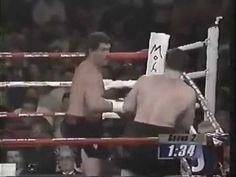 Corrie Sanders knockouts!