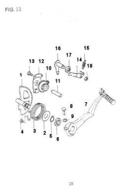 haynes chinese scooter service & repair manual 4768