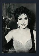 Cartolina Cinema - Gina Lollobrigida - Actors