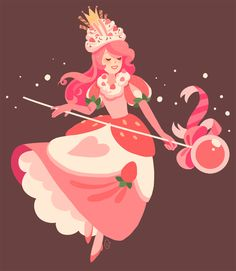 Future reference for cosplay! If I make a basic pink dress, and make the other things somehow detachable, I would also have the base dress for Princess Bubblegum!