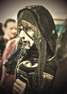 Portrait of Nosferatu [costume] VtM-LARP by L0u1sa.deviantart.com on @deviantART