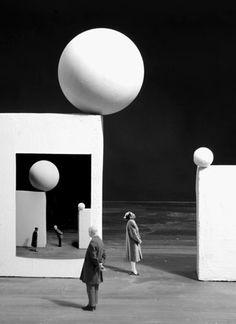 Gilbert Garcin …is a french photographer from... | gazette inspiration collector / the blog