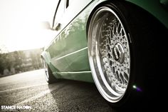 BBS Wheels!!! If only they weren't $5,000 for a set of them