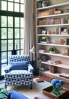 NYC Upper East Side Residence - contemporary - Living Room - New York - Lien Luu Ltd.