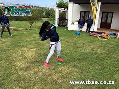 Hitting the Target Team Building Stellenbosch