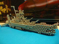 IMG_8013 - Space Battleship Yamato / Star Blazers