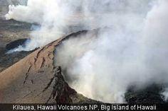 Kilauea, on the Big Island