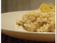 Ricetta Portata principale : Risotto al limone e rosmarino da Cinziaz