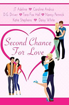 Second Chance For Love: A Romance Anthology by D. G. Driver https://www.amazon.co.uk/dp/B01E6HGHH2/ref=cm_sw_r_pi_dp_U_x_nqoVAb16VHGYM