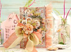 Bee Shabby: Весенние открытки с коллекцией Wedding