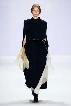 Pin for Later: Entdeckt alle Trends der Berlin Fashion Week in nur 5 Minuten Tag 3: Annelie Schubert