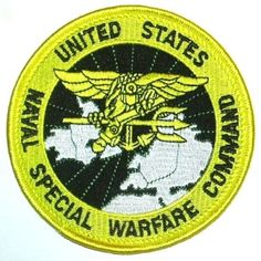 toppe USA US NAVY SEAL TEAM SPECIAL FORCES patch