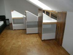 Häufig Die 16 besten Bilder auf Drempelwand | Woodworking, Closet shelves BN18