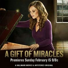 Its a Wonderful Movie - Your Guide to Family Movies on TV: Rachel Boston and Rita Moreno star in the Hallmark Movies & Mysteries Movie: A GIFT OF MIRACLES
