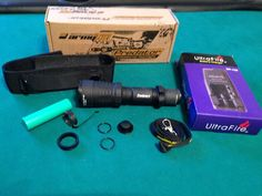 Predator Pro v2.5 XP-G2  White Batery and Charger Package          $115.95 + tax