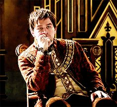Bored Bash hehe #reign<-- because I needed another new tv show obsession......